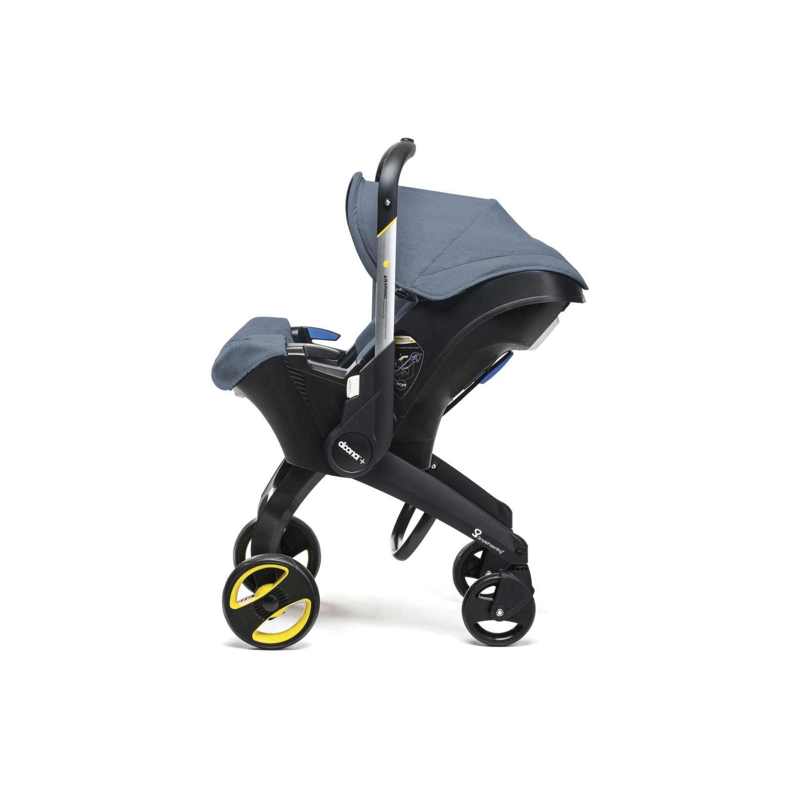 Автокресло Doona Infant Car Seat / Серое (SP150-20-006-015) изображение 6