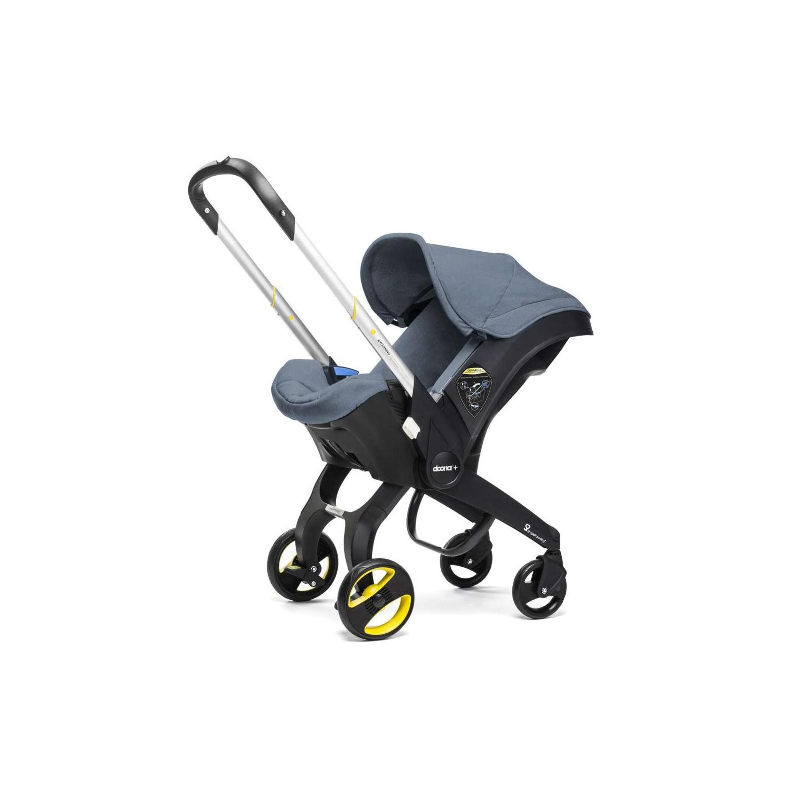 Автокресло Doona Infant Car Seat / Серое (SP150-20-006-015) изображение 8