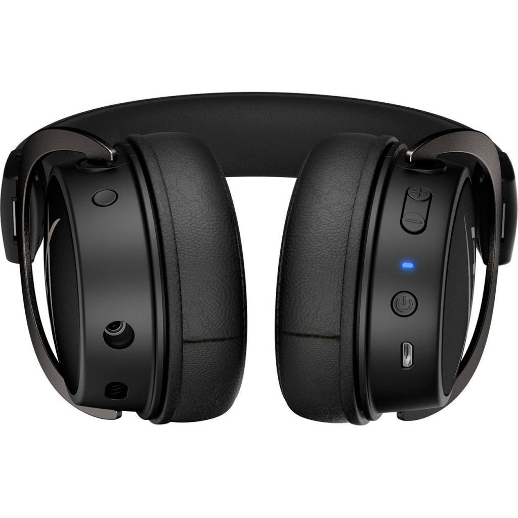 Навушники HyperX Cloud MIX Gaming Headset + Bluetooth Black (HX-HSCAM-GM) зображення 4