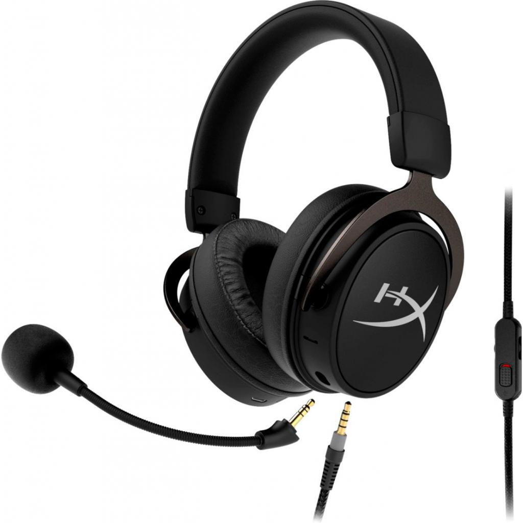Навушники HyperX Cloud MIX Gaming Headset + Bluetooth Black (HX-HSCAM-GM) зображення 5