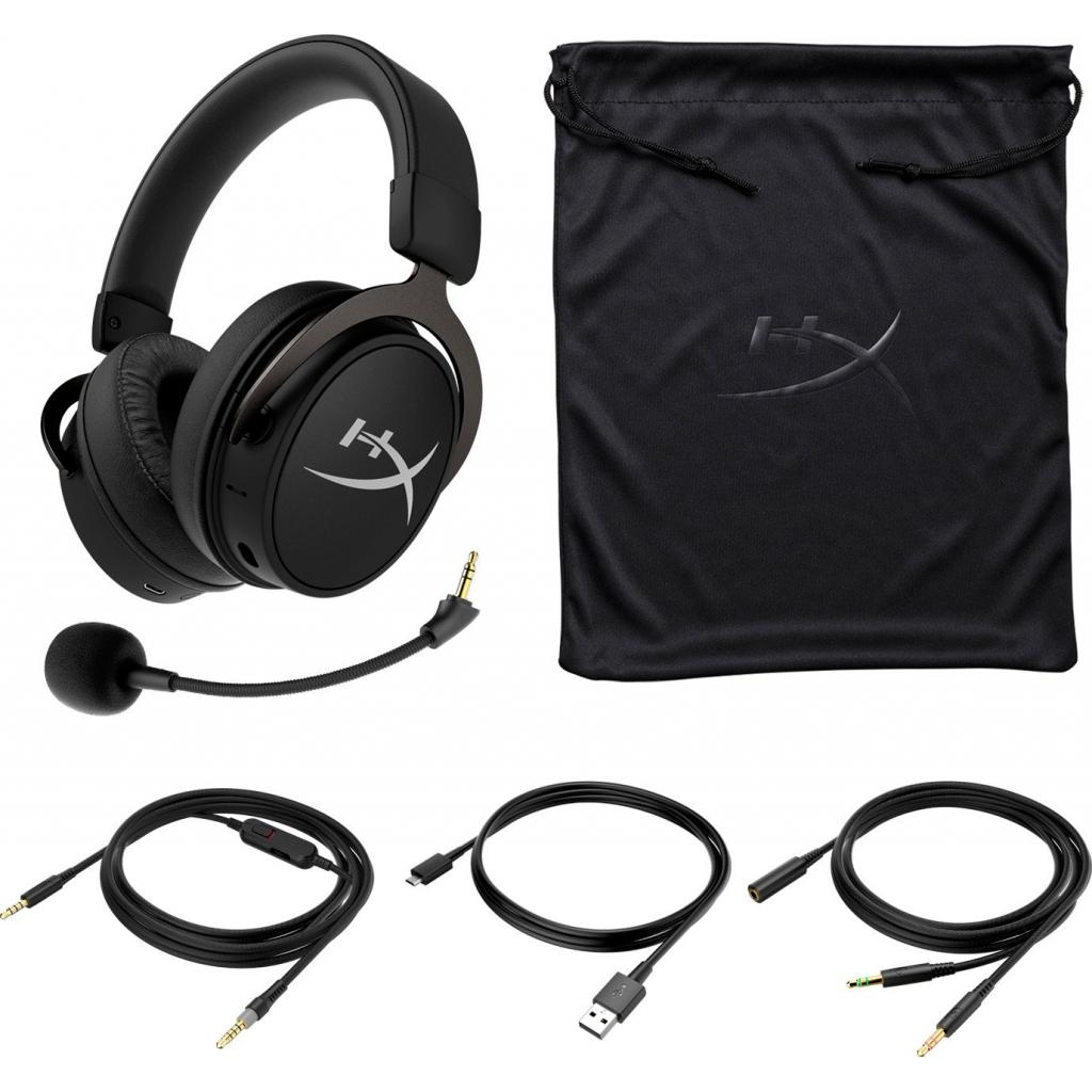 Навушники HyperX Cloud MIX Gaming Headset + Bluetooth Black (HX-HSCAM-GM) зображення 7