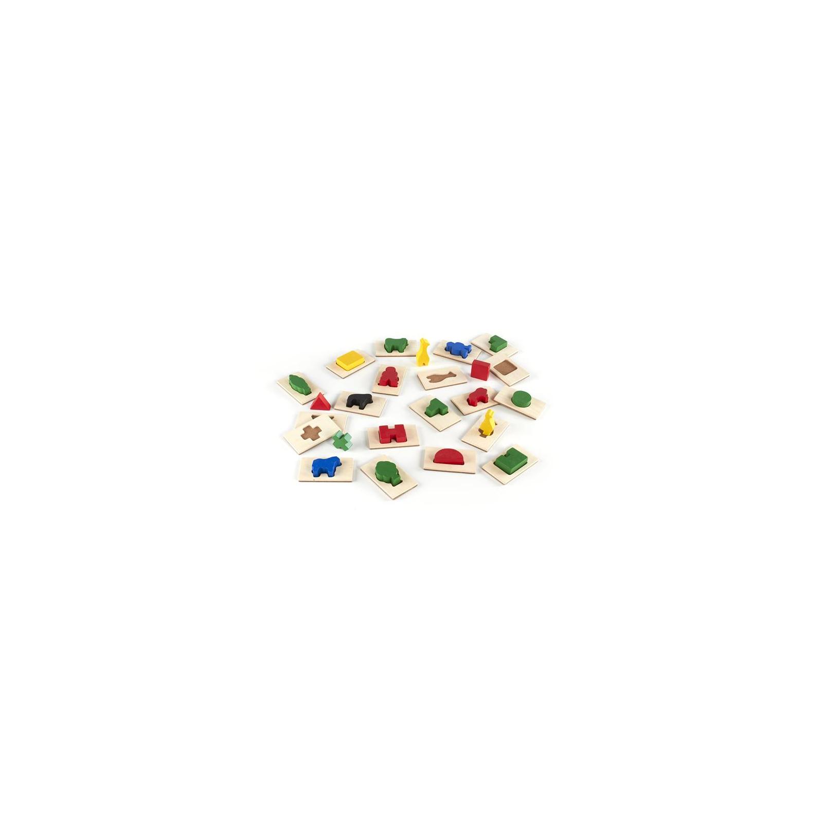 Развивающая игрушка Guidecraft Manipulatives Форма и текстура (G5060) изображение 2