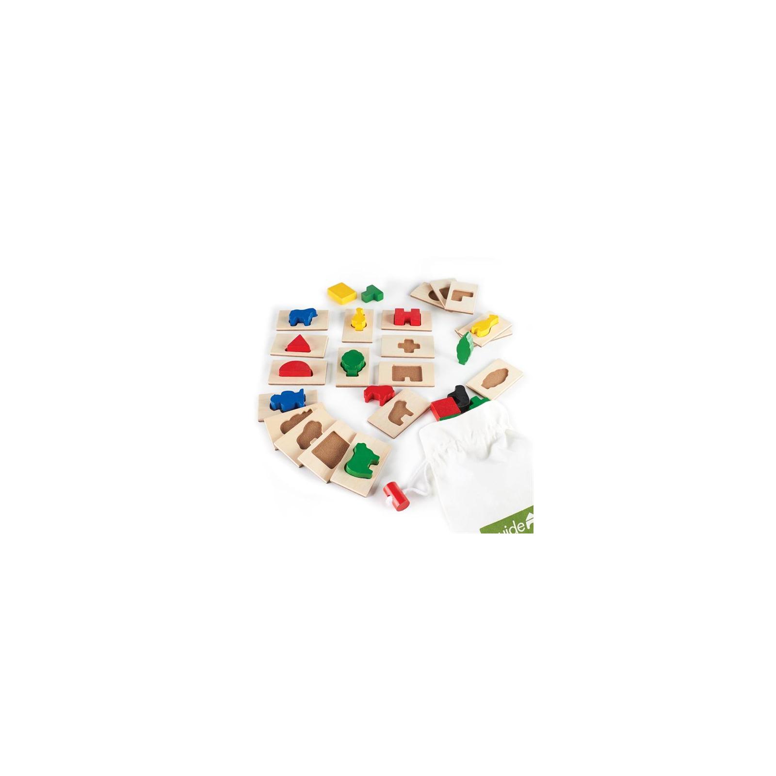 Развивающая игрушка Guidecraft Manipulatives Форма и текстура (G5060)