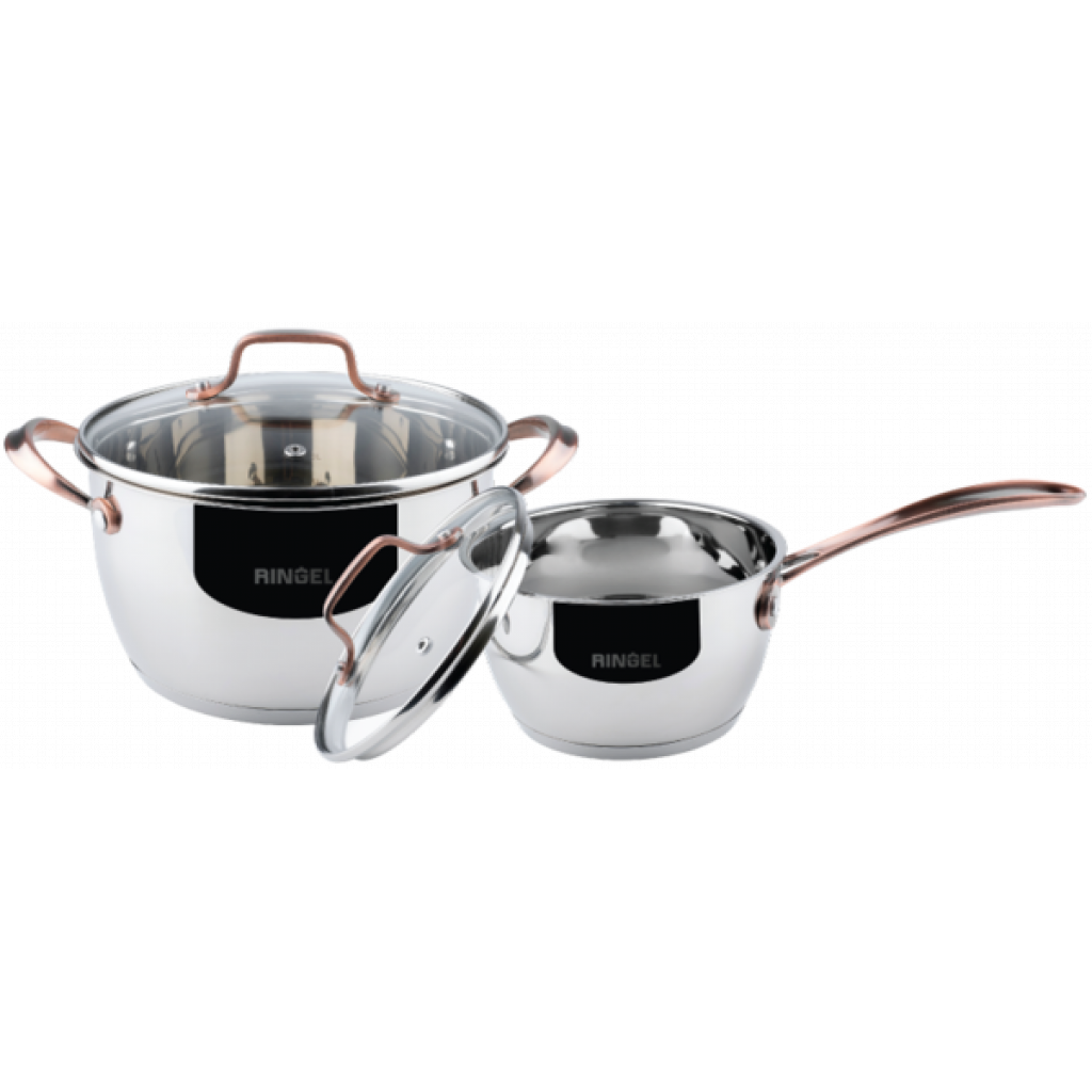 Набор посуды Ringel Mainz 4 предмета (RG-6003)