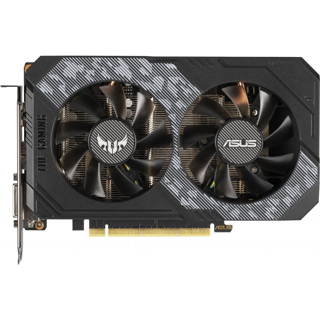 Видеокарта ASUS GeForce RTX2060 6144Mb TUF OC GAMING (TUF-RTX2060-O6G-GAMING) изображение 2