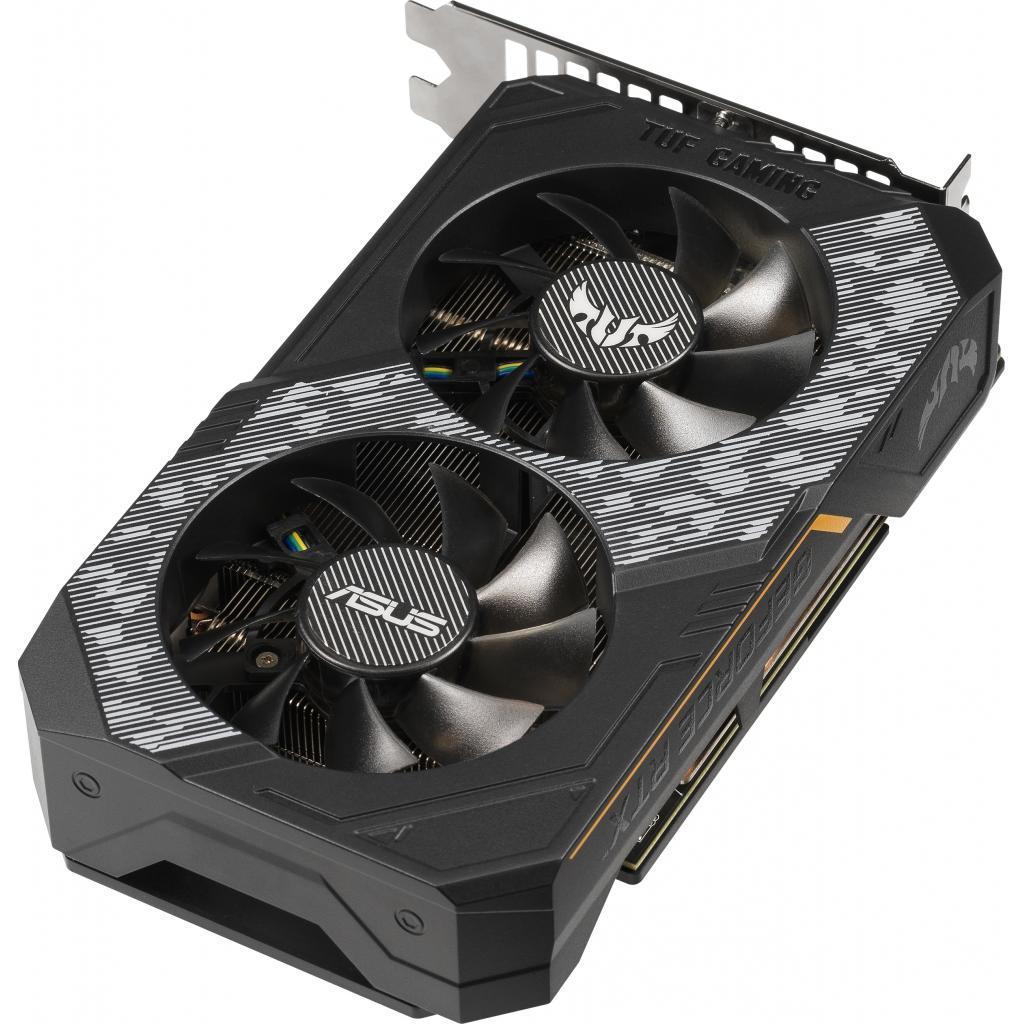 Видеокарта ASUS GeForce RTX2060 6144Mb TUF OC GAMING (TUF-RTX2060-O6G-GAMING) изображение 3