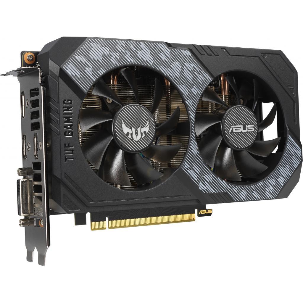 Видеокарта ASUS GeForce RTX2060 6144Mb TUF OC GAMING (TUF-RTX2060-O6G-GAMING) изображение 4