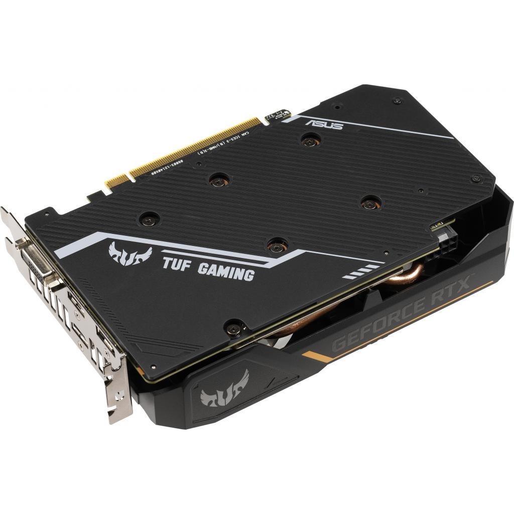 Видеокарта ASUS GeForce RTX2060 6144Mb TUF OC GAMING (TUF-RTX2060-O6G-GAMING) изображение 6