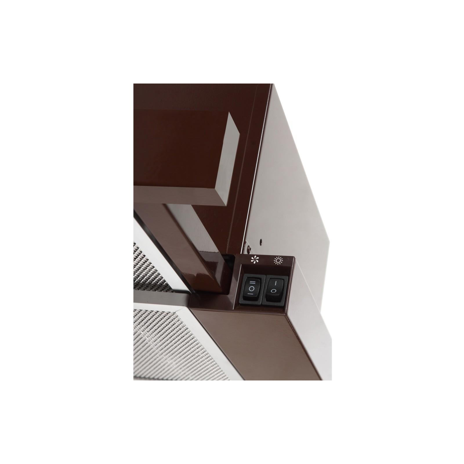 Вытяжка кухонная Eleyus Cyclon 700 60 BL изображение 11