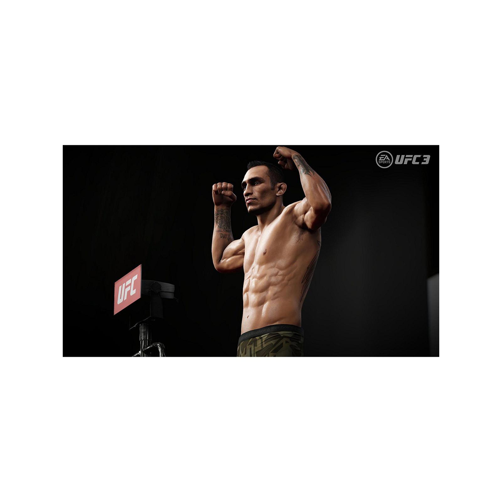 Игра Sony EA SPORTS UFC 3 [PS4, Russian subtitles] (1034661) изображение 2