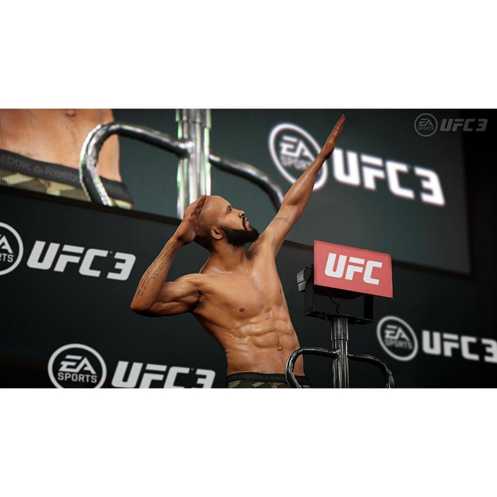 Игра Sony EA SPORTS UFC 3 [PS4, Russian subtitles] (1034661) изображение 3