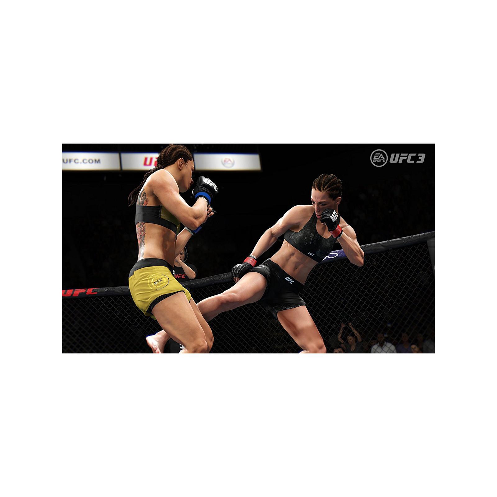 Игра Sony EA SPORTS UFC 3 [PS4, Russian subtitles] (1034661) изображение 6