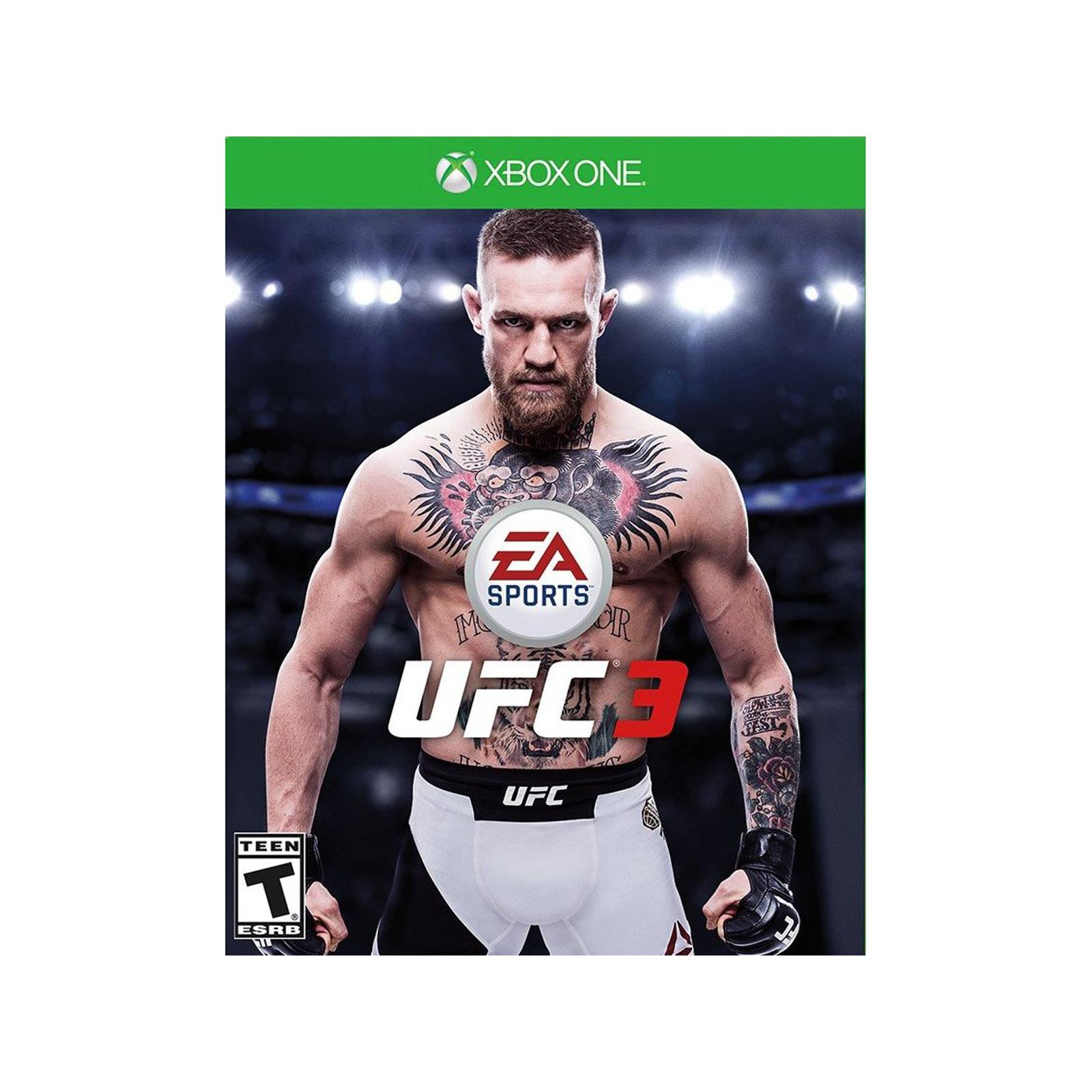 Игра Sony EA SPORTS UFC 3 [PS4, Russian subtitles] (1034661)