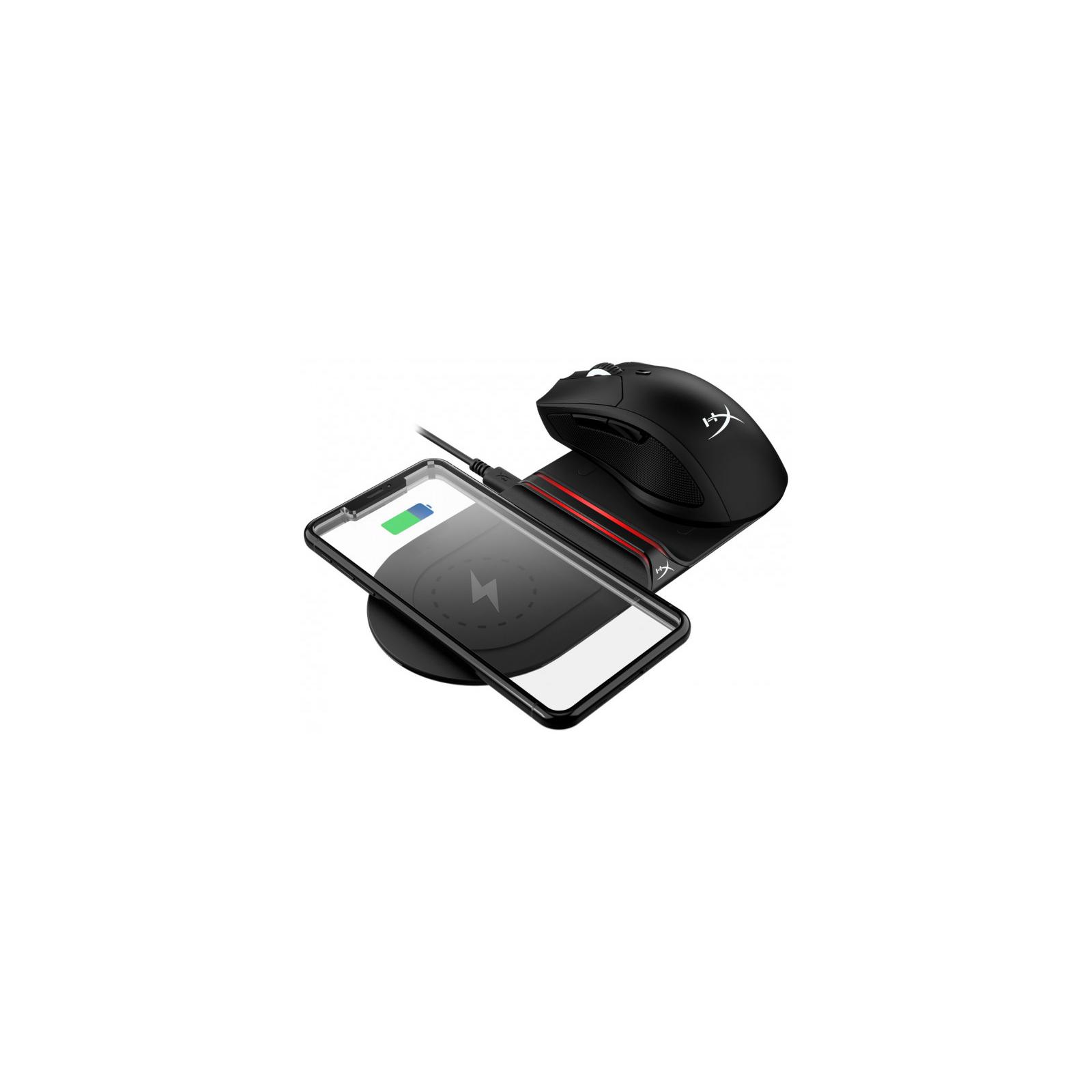 Зарядний пристрій HyperX ChargePlay Base Qi Wireless Charger (HX-CPBS-C) зображення 4