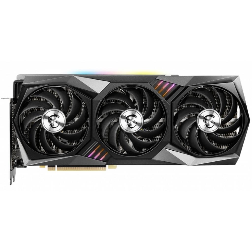 Відеокарта MSI GeForce RTX3080 10Gb GAMING TRIO (RTX 3080 GAMING TRIO 10G) зображення 2