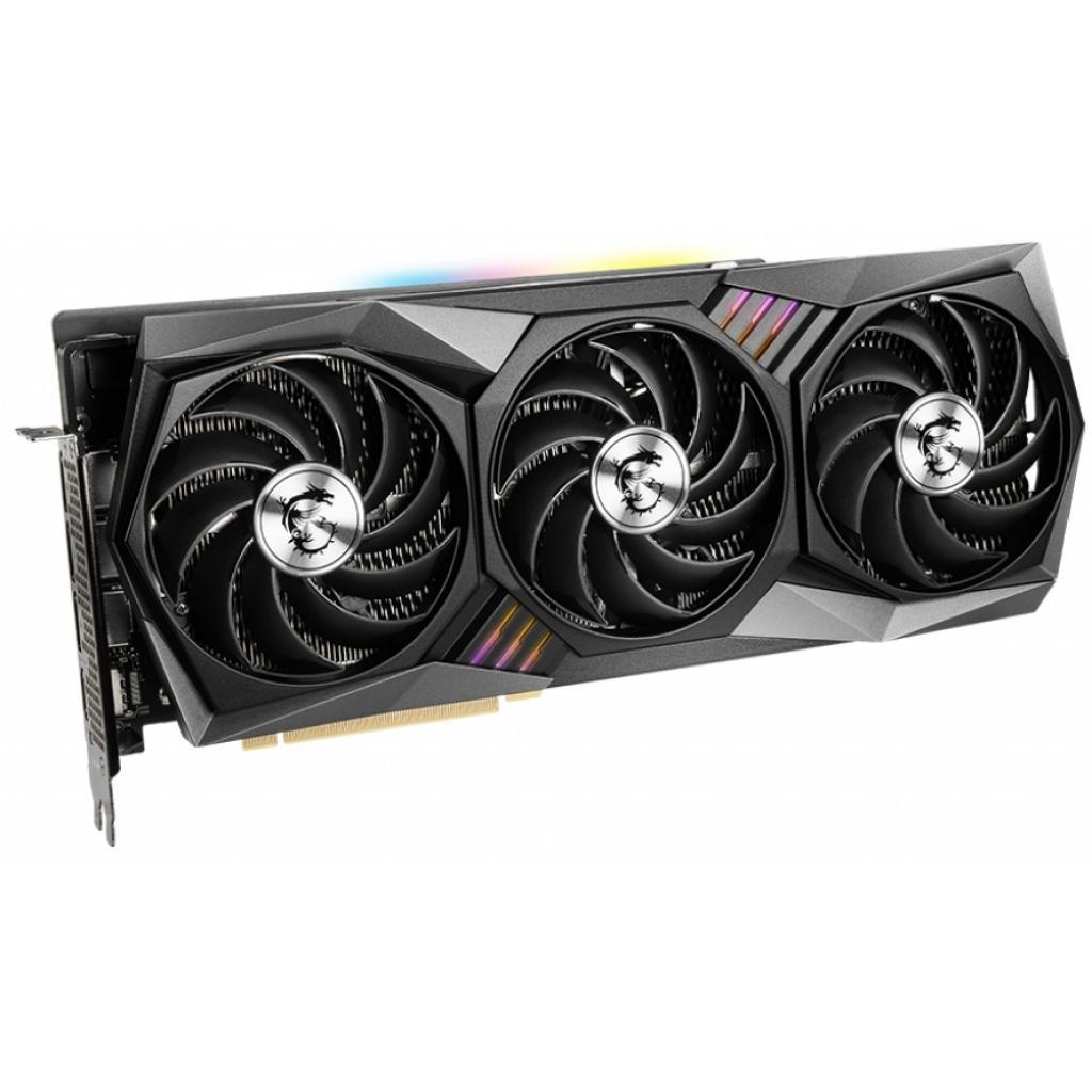 Відеокарта MSI GeForce RTX3080 10Gb GAMING TRIO (RTX 3080 GAMING TRIO 10G) зображення 3