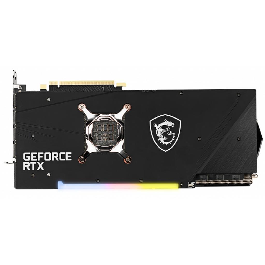 Відеокарта MSI GeForce RTX3080 10Gb GAMING TRIO (RTX 3080 GAMING TRIO 10G) зображення 4