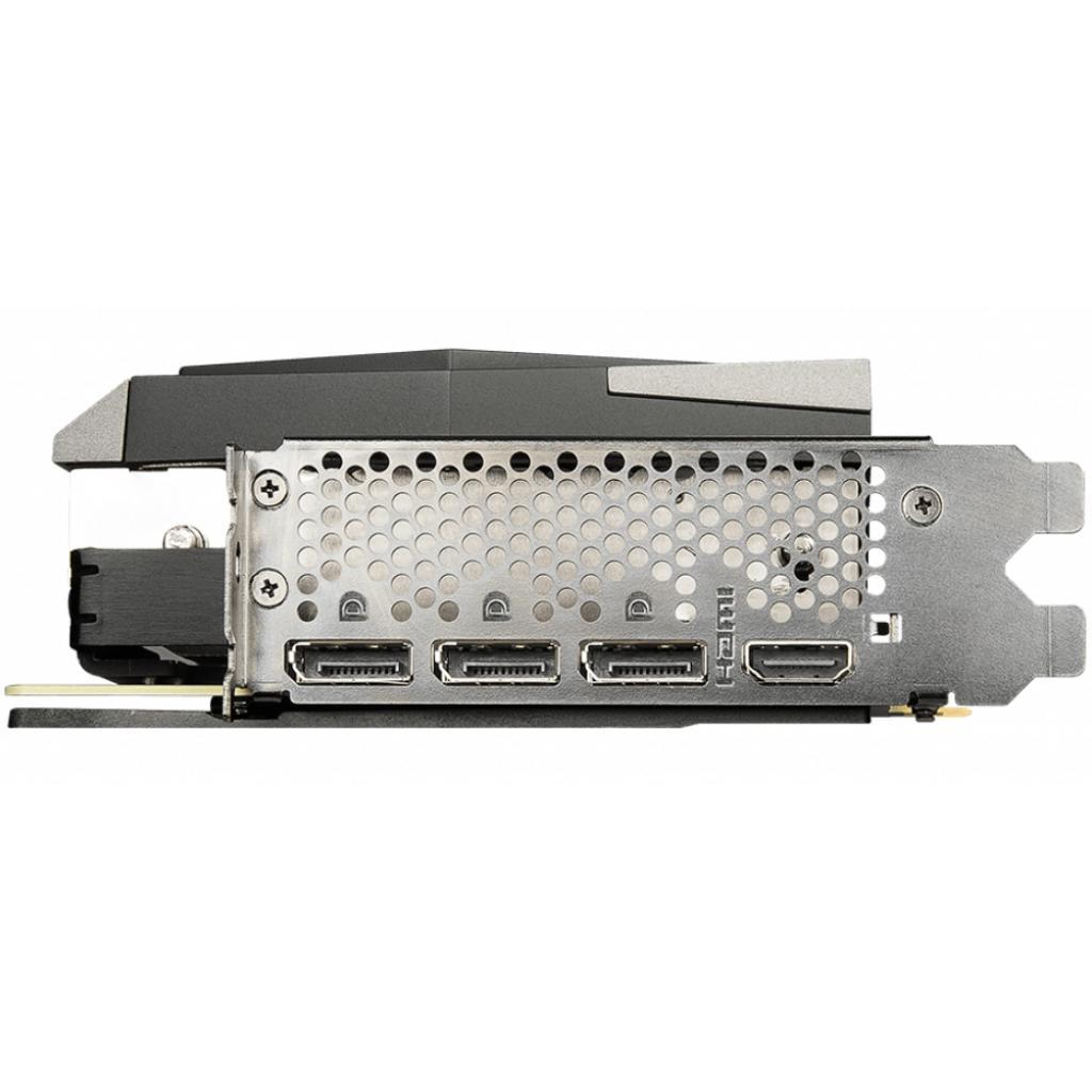 Відеокарта MSI GeForce RTX3080 10Gb GAMING TRIO (RTX 3080 GAMING TRIO 10G) зображення 5