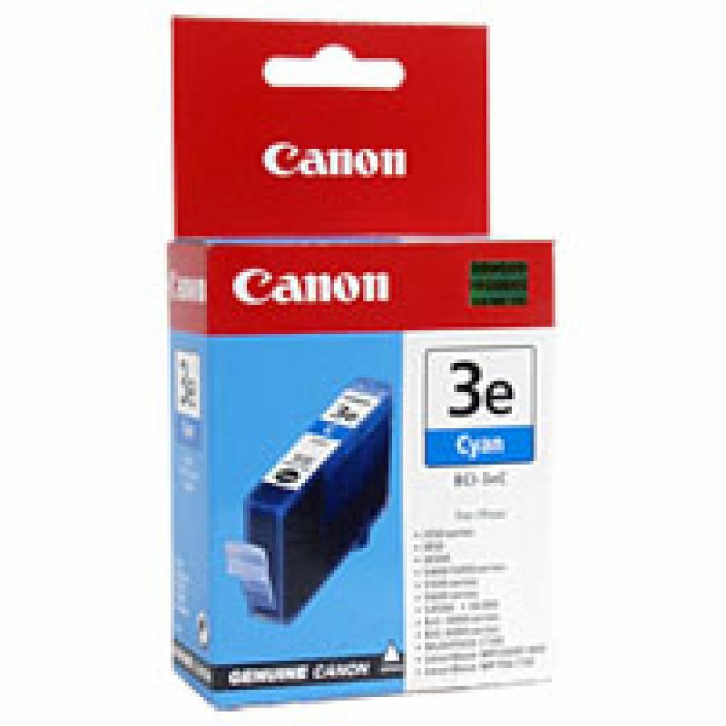 Картридж BСI-3e Cyan Canon (4480A002)
