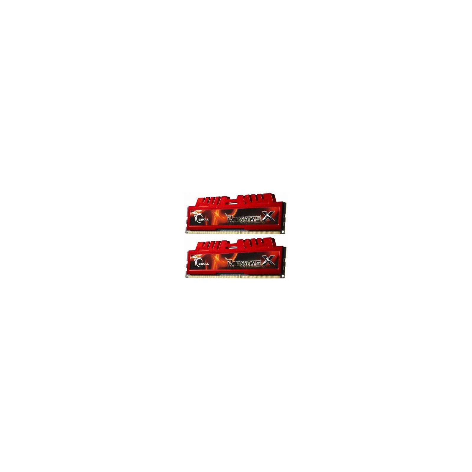Модуль памяти для компьютера DDR3 4GB (2x2GB) 2133 MHz G.Skill (F3-17000CL9D-4GBXL)