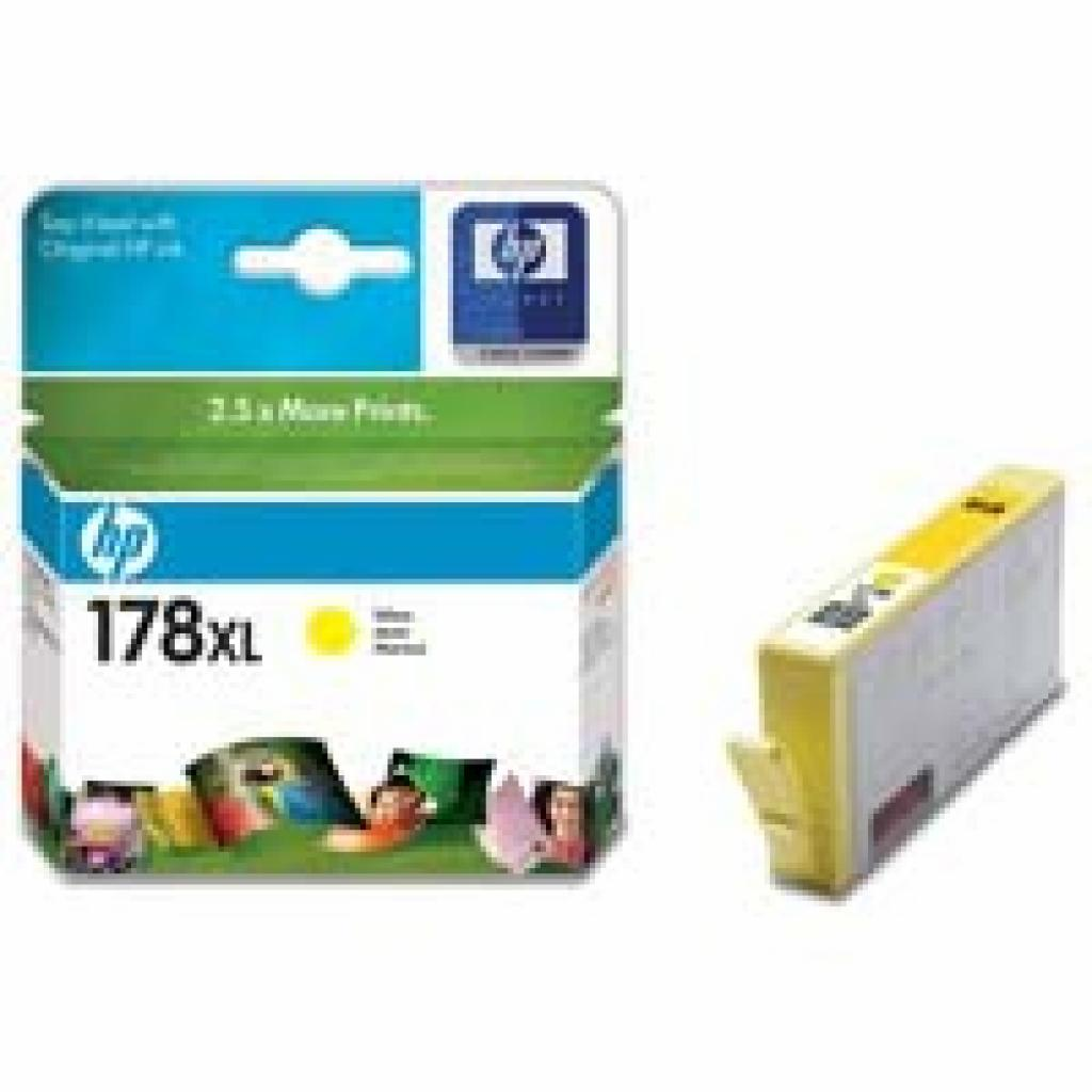 Картридж HP DJ No.178XL Yellow Large (CB325HE)