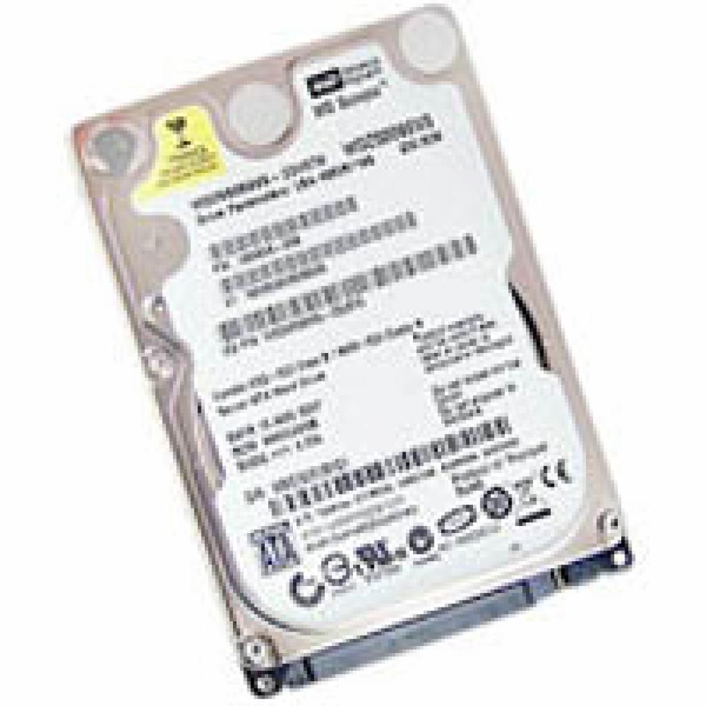 "Жесткий диск для ноутбука 2.5"" 250GB Western Digital (WD2500BEVT / WD2500BPVT)"
