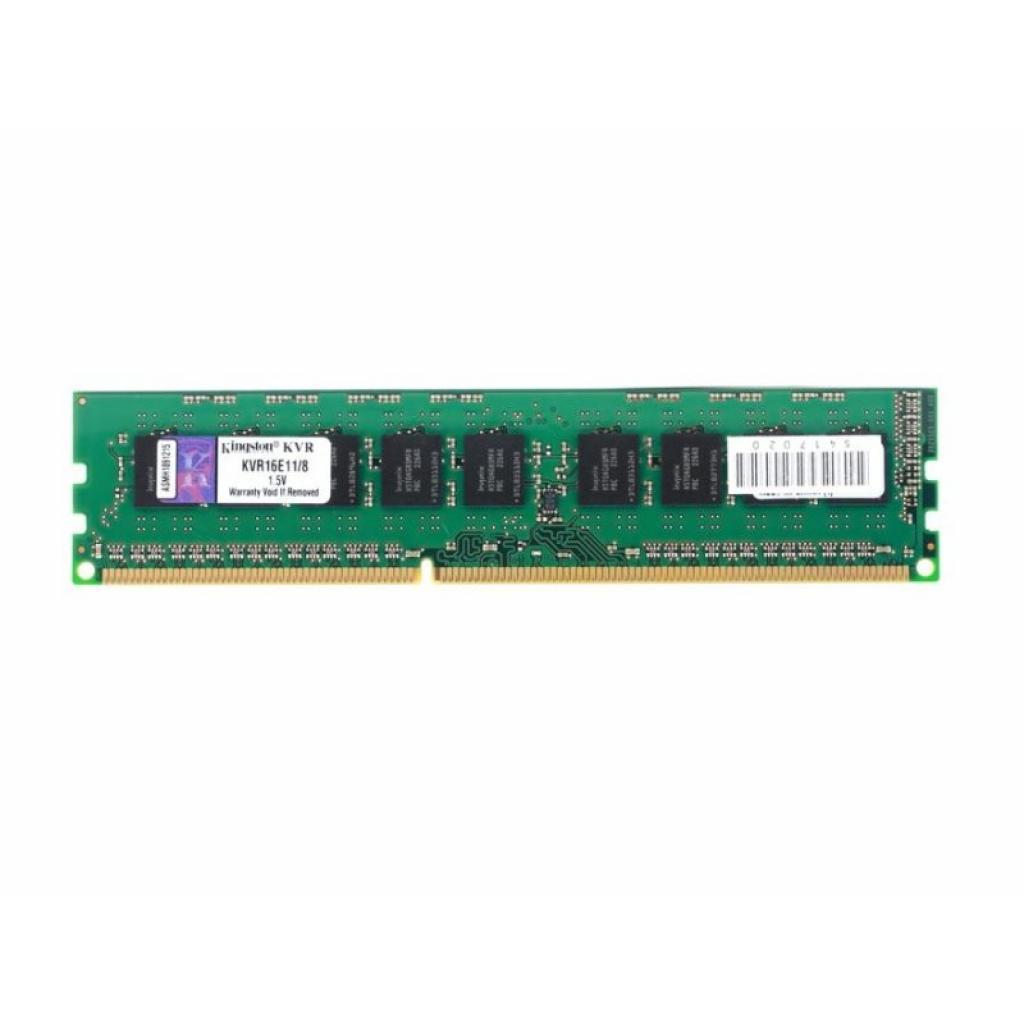 Модуль памяти для сервера DDR3 8192Mb Kingston (KVR16E11/8)