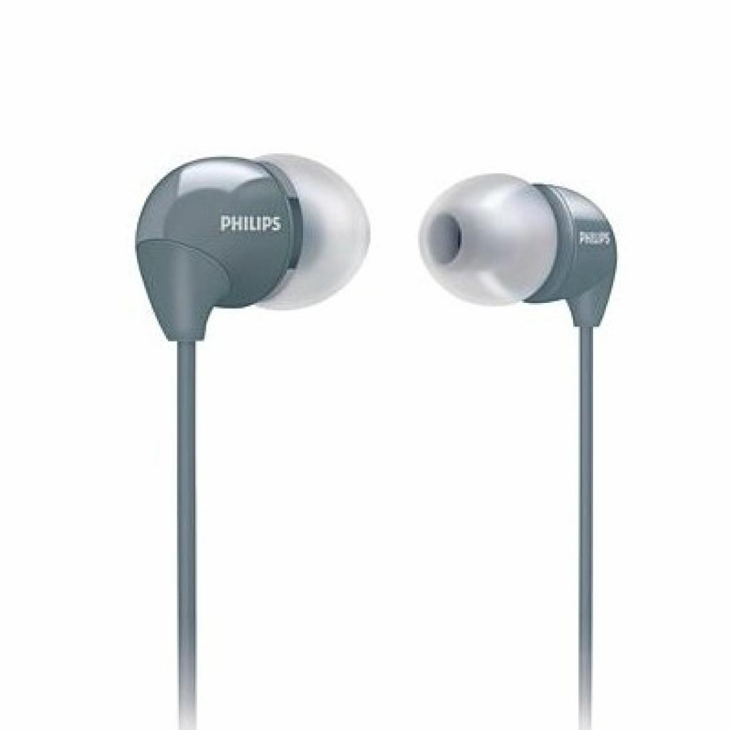 Наушники PHILIPS SHE3590 Grey (SHE3590GY)