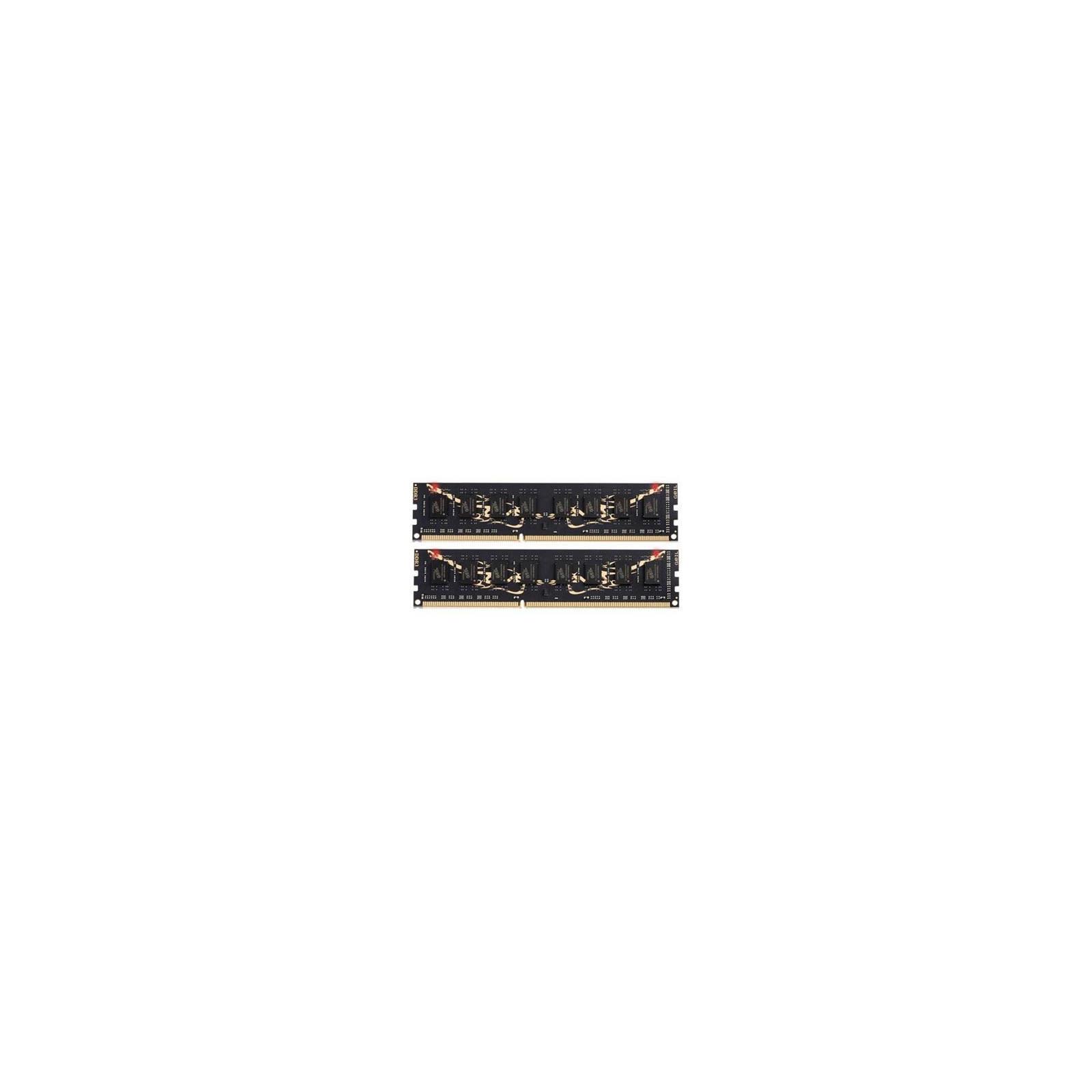 Модуль памяти для компьютера DDR3 8GB (2x4GB) 1866 MHz GEIL (GB38GB1866C10DC)