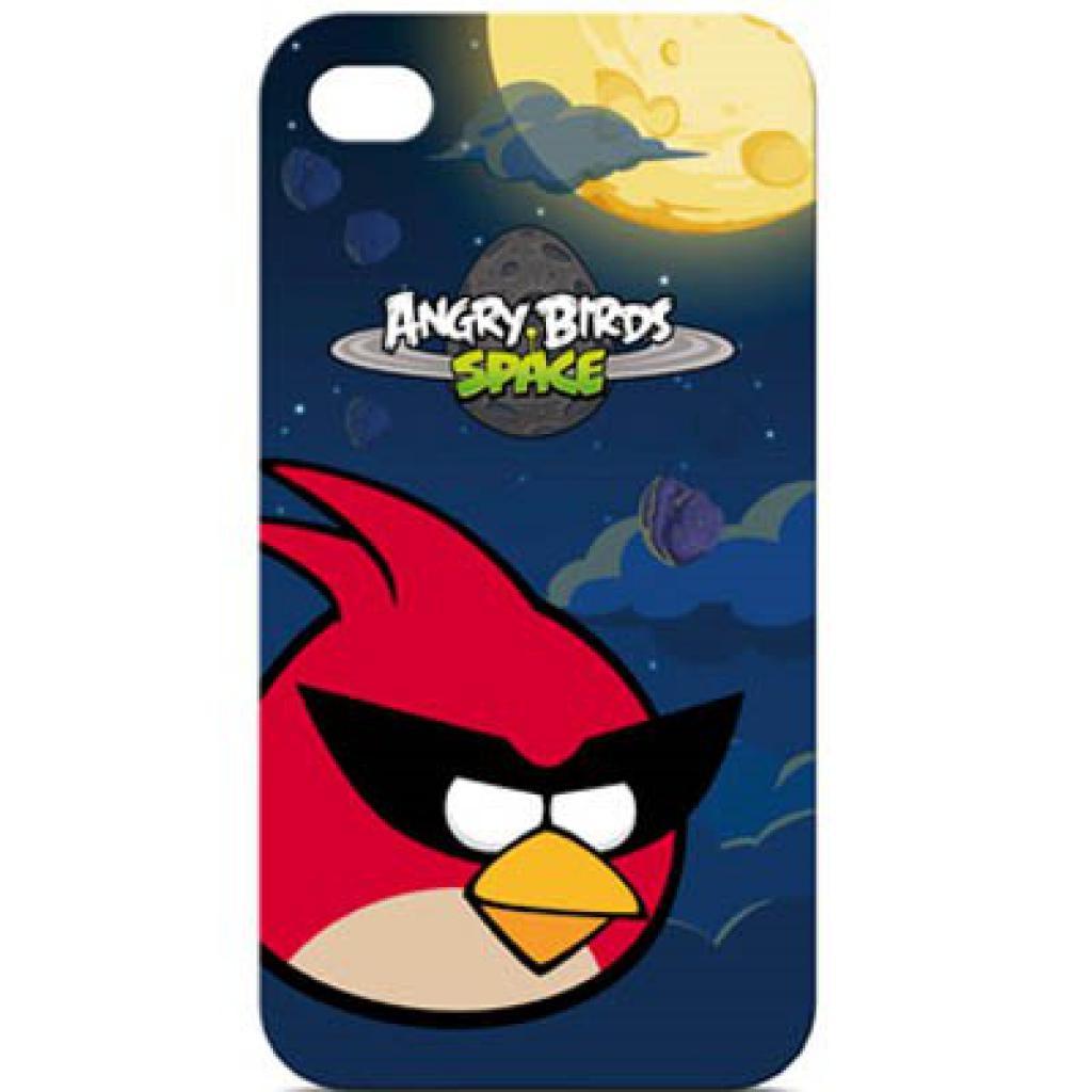 Чехол для моб. телефона GEAR4 Angry Birds Space /Red Bird (ICAS401G)