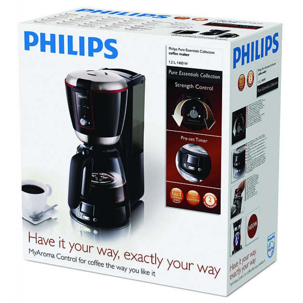 Кофеварка PHILIPS HD 7690/90 (HD7690/90) изображение 3
