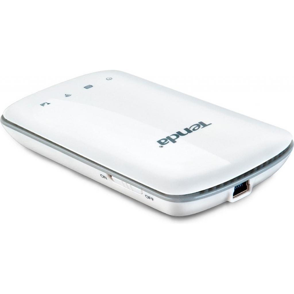 3G роутер TENDA 3G186R 3G UMTS/ HSDPA (3G186R) изображение 2