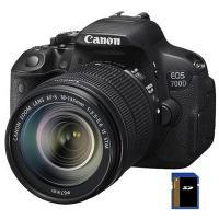 Цифровой фотоаппарат Canon EOS 700D 18-135 STM lens kit (8596B038)