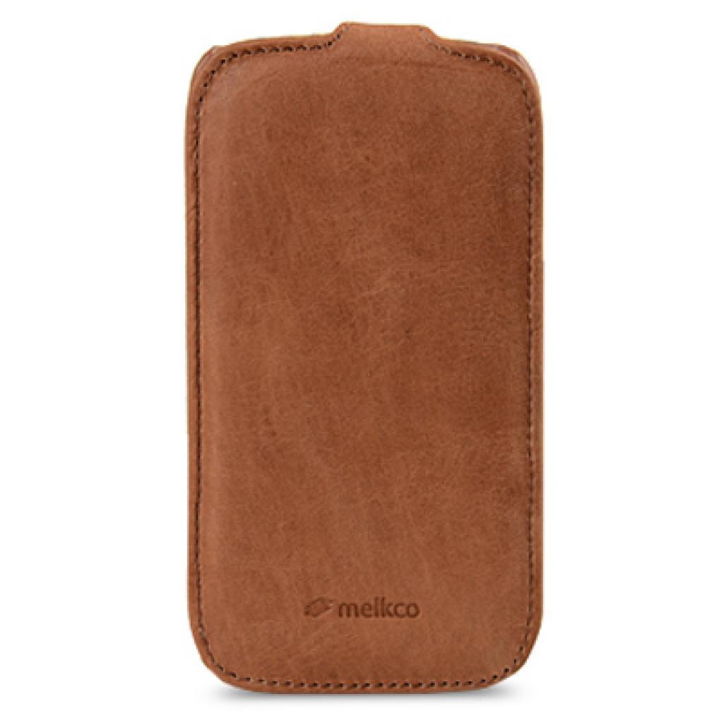 Чехол для моб. телефона Melkco для Samsung I9300 GALAXY S III vintage brown (SSGY93LCJT1BNCV) изображение 2