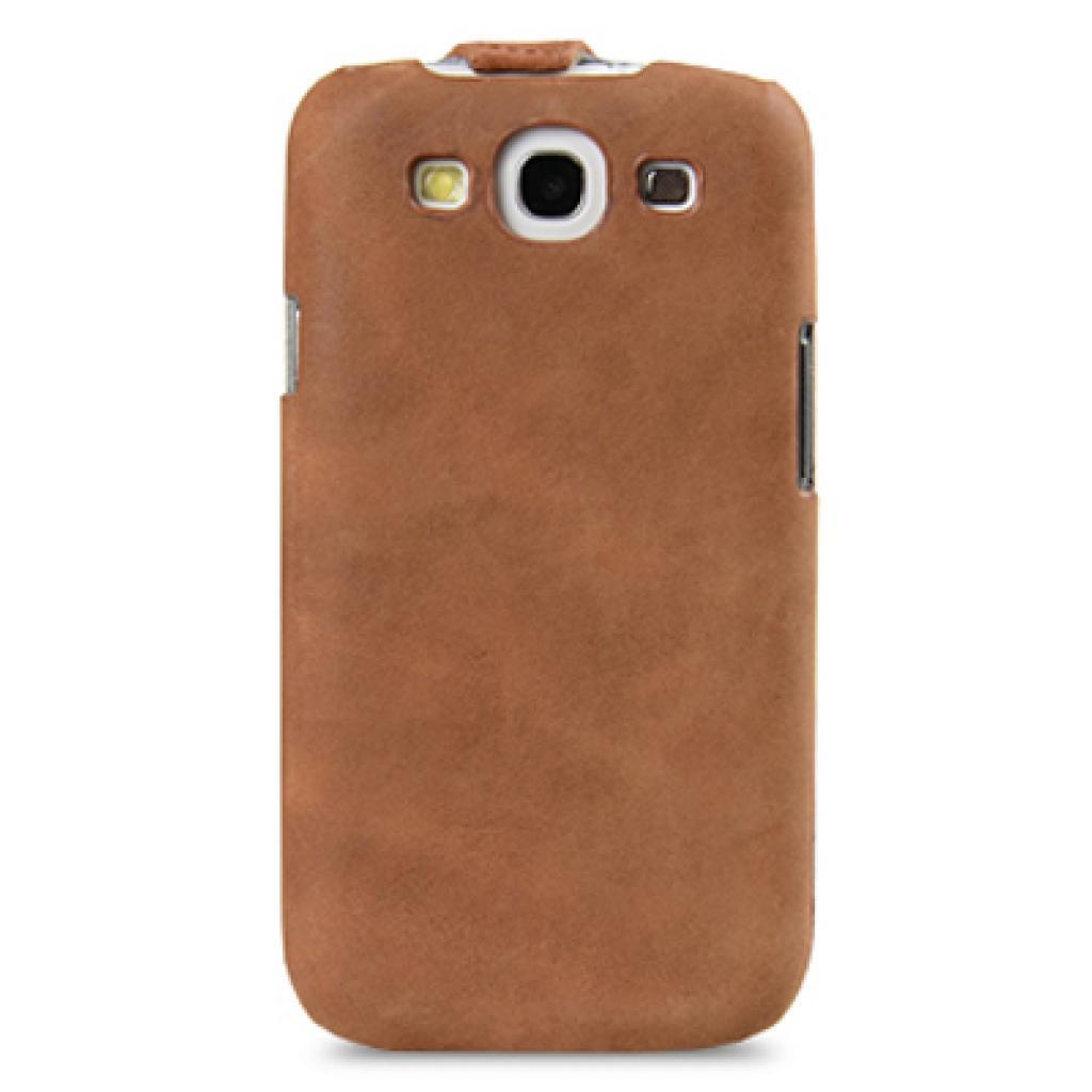 Чехол для моб. телефона Melkco для Samsung I9300 GALAXY S III vintage brown (SSGY93LCJT1BNCV) изображение 3