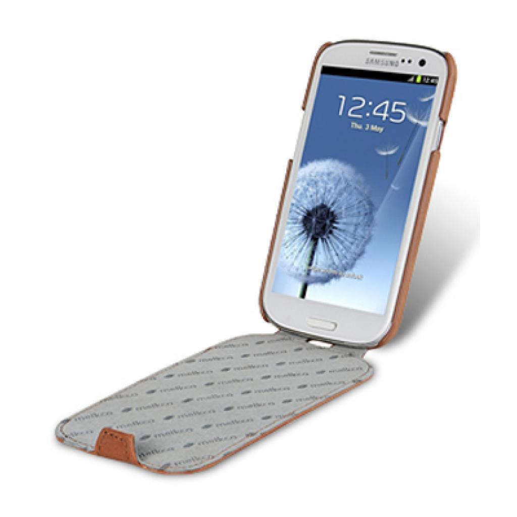 Чехол для моб. телефона Melkco для Samsung I9300 GALAXY S III vintage brown (SSGY93LCJT1BNCV) изображение 4