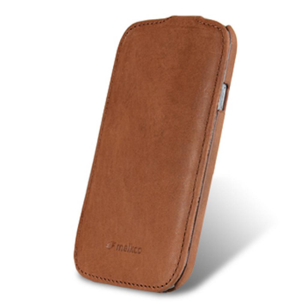 Чехол для моб. телефона Melkco для Samsung I9300 GALAXY S III vintage brown (SSGY93LCJT1BNCV) изображение 5