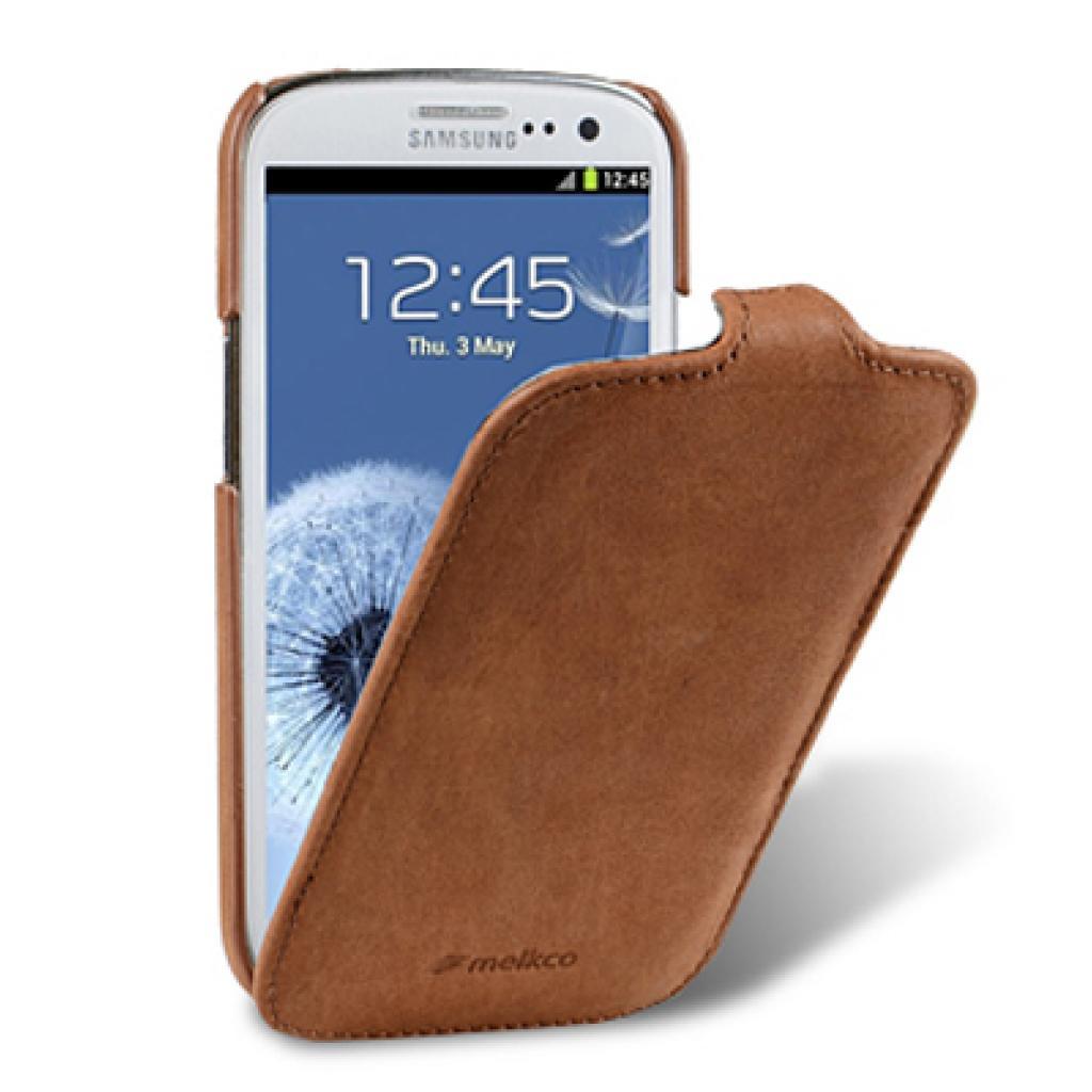 Чехол для моб. телефона Melkco для Samsung I9300 GALAXY S III vintage brown (SSGY93LCJT1BNCV)