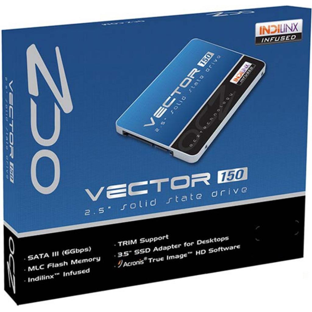 """Накопитель SSD 2.5"""" 240GB OCZ (VTR150-25SAT3-240G) изображение 2"""