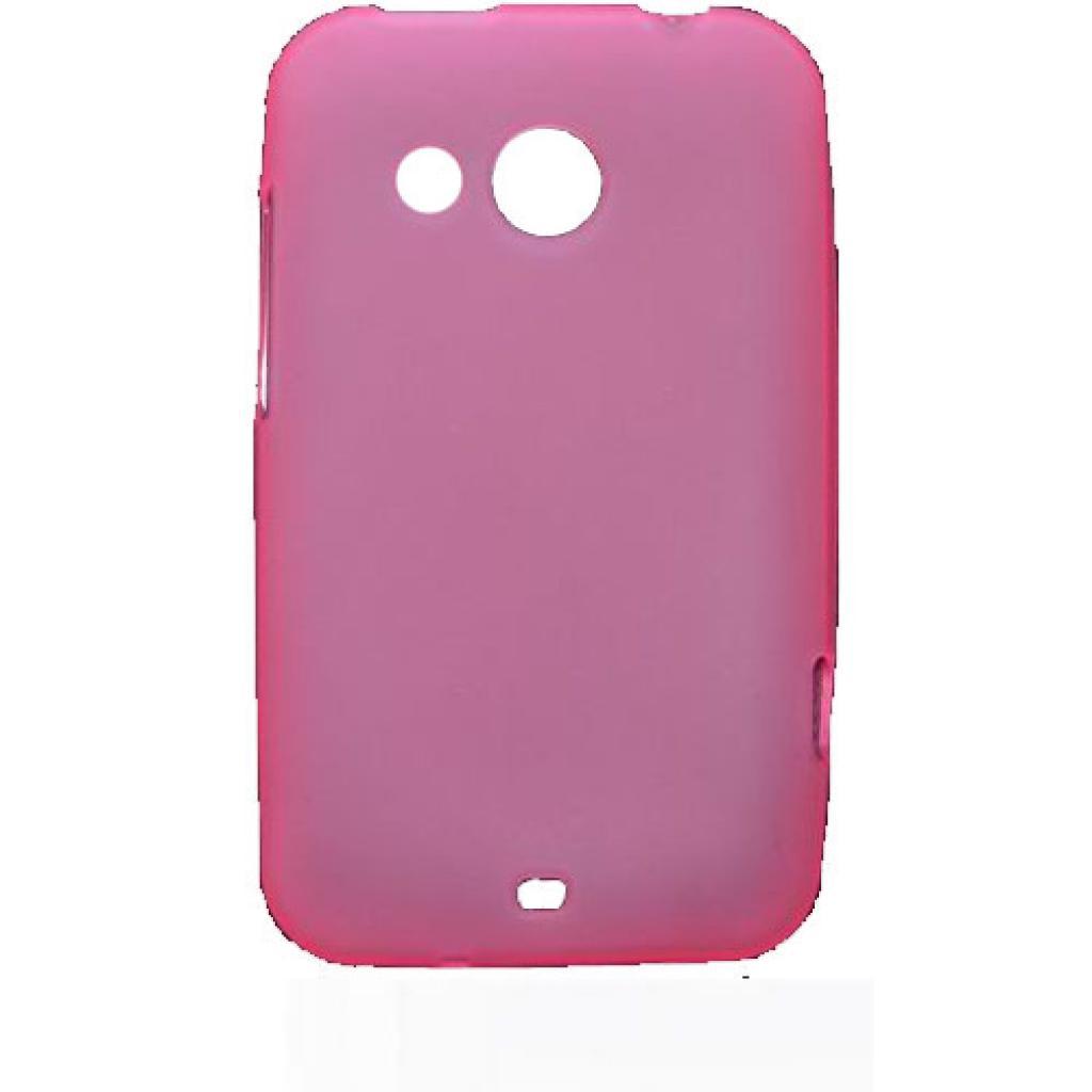 Чехол для моб. телефона Mobiking HTC Desire 200 Pink/Silicon (24816)