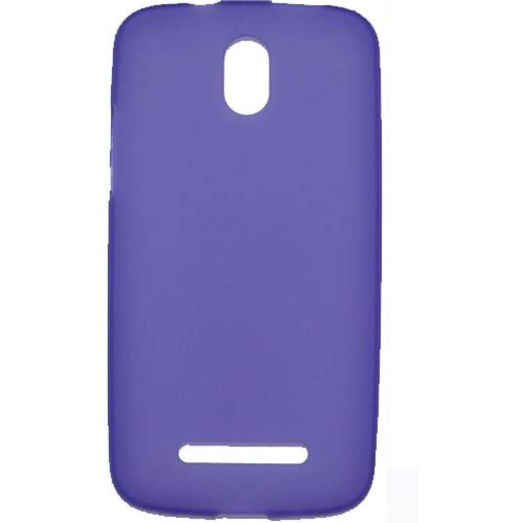 Чехол для моб. телефона Mobiking LG L7 II Dual/P715 Violet/Silicon (23750)