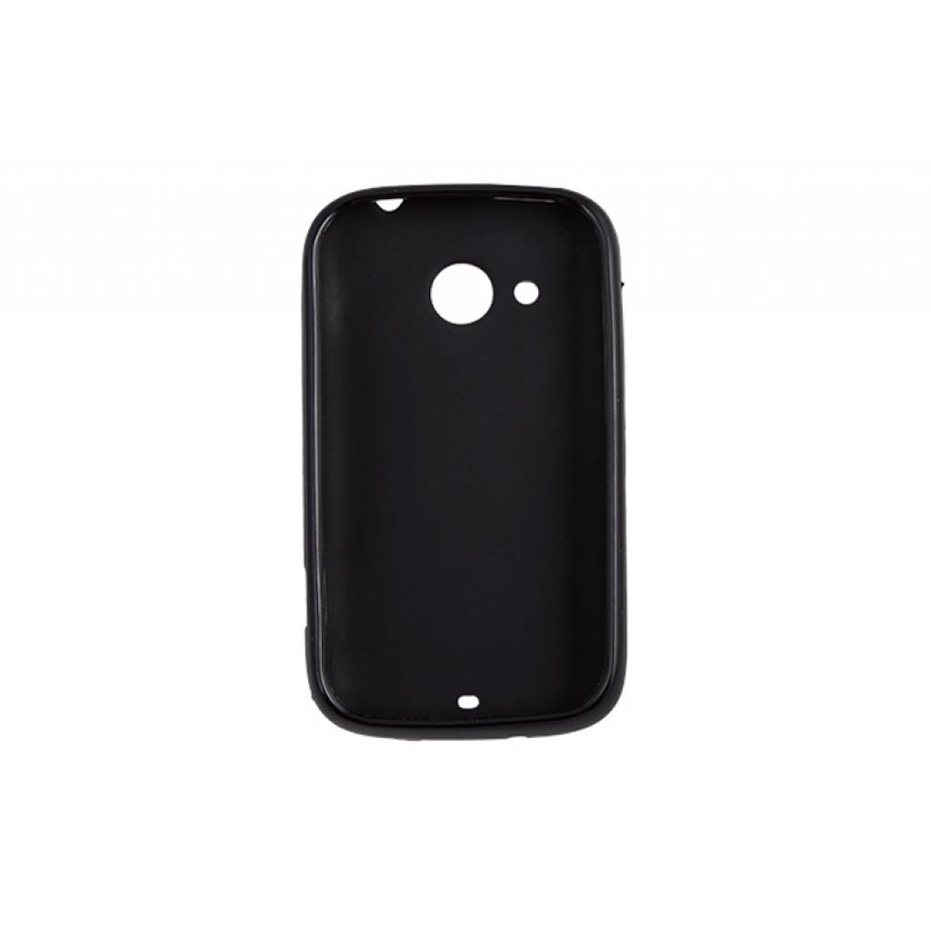 Чехол для моб. телефона Drobak для HTC Desire C /ElasticPU/Black (218863) изображение 2