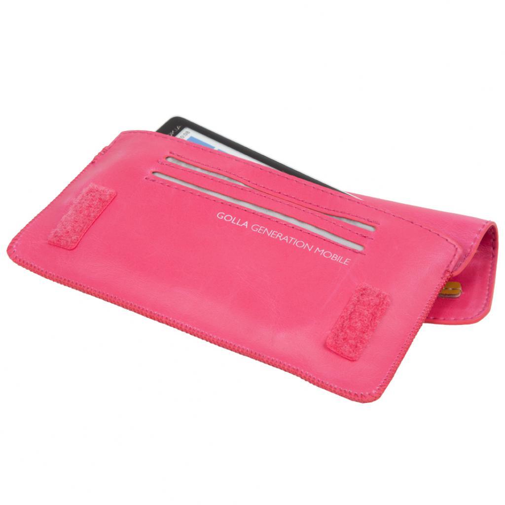 Чехол для моб. телефона Golla Universal Wallet/Ronia/Pink (G1538) изображение 2