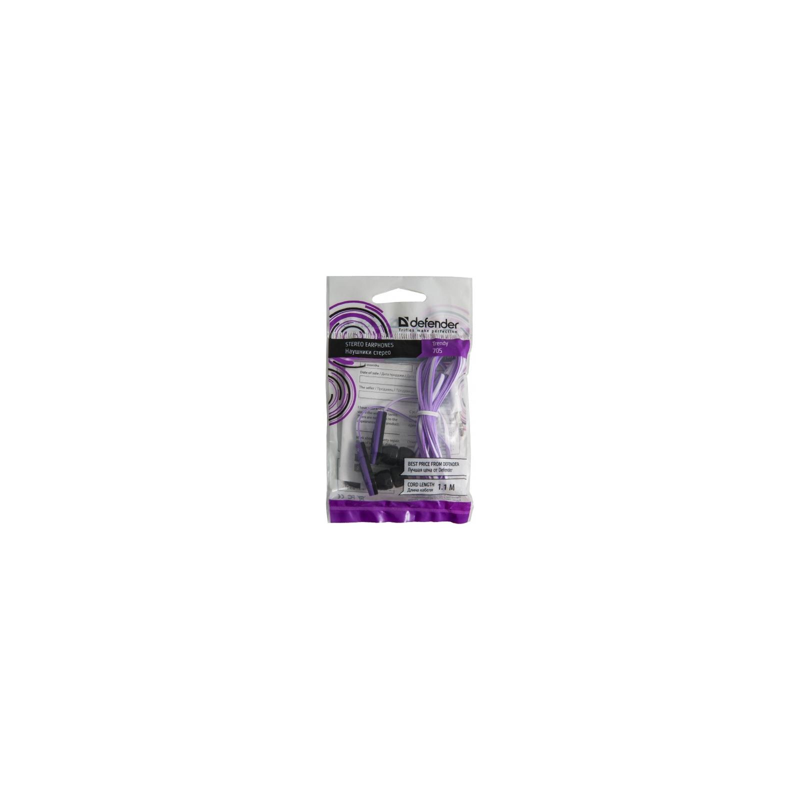 Наушники Defender Trendy-705 (63705) изображение 3