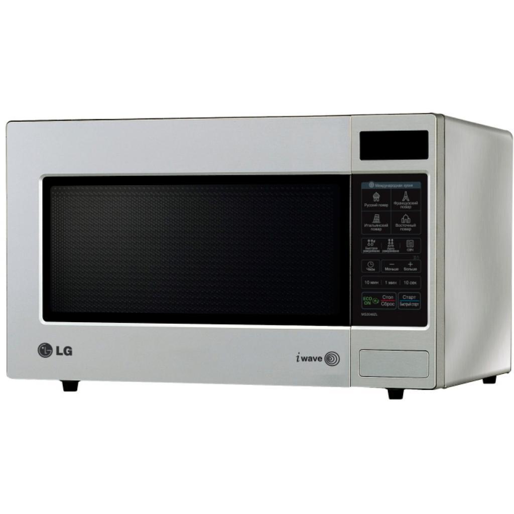 Микроволновая печь LG MS2048ZL изображение 2