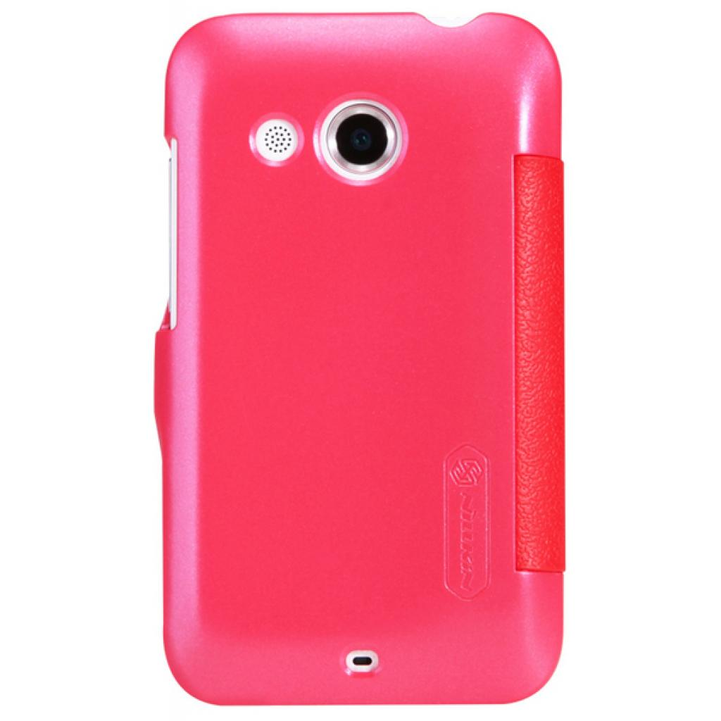 Чехол для моб. телефона NILLKIN для HTC Desire 200 /Fresh/ Leather/Red (6076828) изображение 2