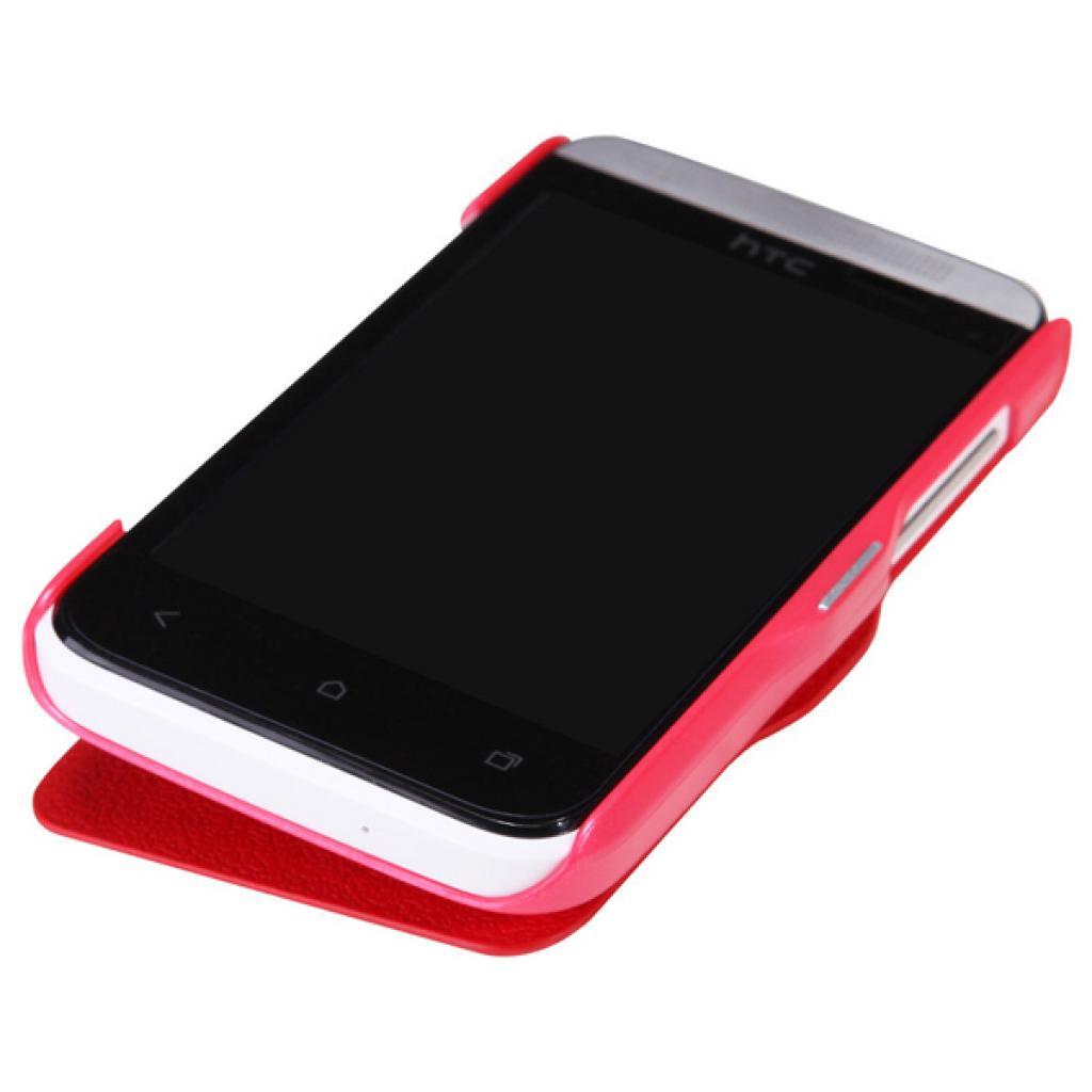 Чехол для моб. телефона NILLKIN для HTC Desire 200 /Fresh/ Leather/Red (6076828) изображение 3