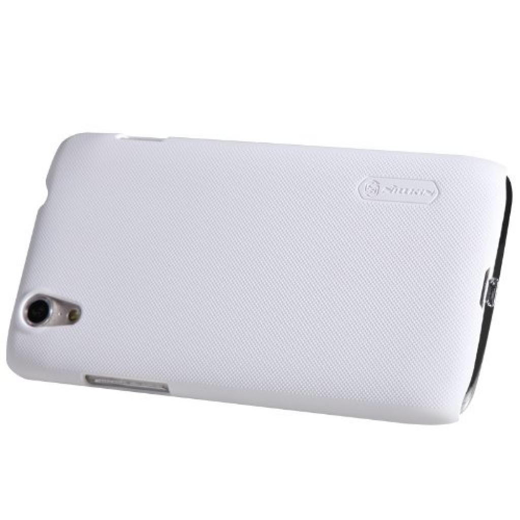 Чехол для моб. телефона NILLKIN для Lenovo S960 /Super Frosted Shield/White (6116661) изображение 2