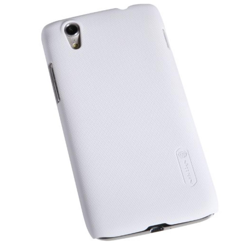 Чехол для моб. телефона NILLKIN для Lenovo S960 /Super Frosted Shield/White (6116661) изображение 3