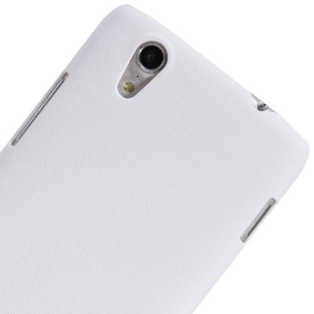 Чехол для моб. телефона NILLKIN для Lenovo S960 /Super Frosted Shield/White (6116661) изображение 4